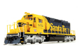 HO-Scale, HO Scale, HO, H, O, Scale, Katy, Santa Fe, Santa Fe, Broadway Limited Imports, Broadway Limited, Sound Yellow Bonnet Scheme, MTH, Bachman, Model Trains, Models, Model Railroads, Model Railroading, Model