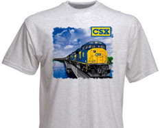 train and railroad tshirts and sweatshirts